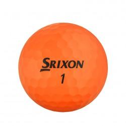Prix Balles Srixon Soft Feel Brite x12