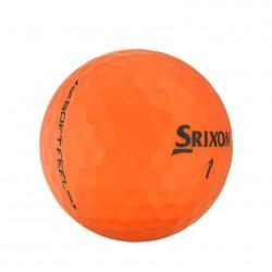 Promo Balles Srixon Soft Feel Brite x12
