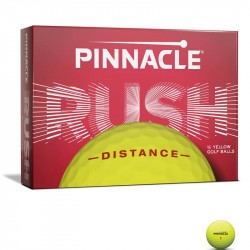 Balles Pinnacle Rush x15