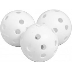 Balles Entrainement Longridge Perforées x6