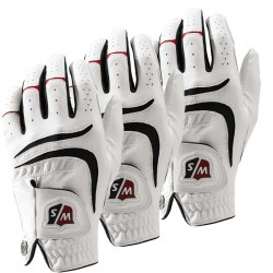 Pack de 3 Gants Wilson Staff Grip Plus