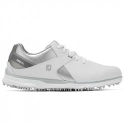 Chaussure Femme Footjoy Pro SL M Blanc/Gris