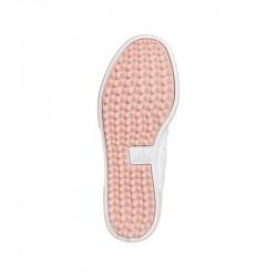 Promo Chaussure Femme Adidas Adricross Retro Blanc/Rose