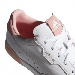 Prix Chaussure Femme Adidas Adricross Retro Blanc/Rose