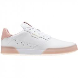 Chaussure Femme Adidas Adricross Retro Blanc/Rose