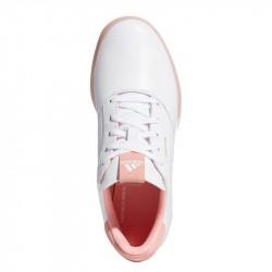Achat Chaussure Femme Adidas Adricross Retro Blanc/Rose