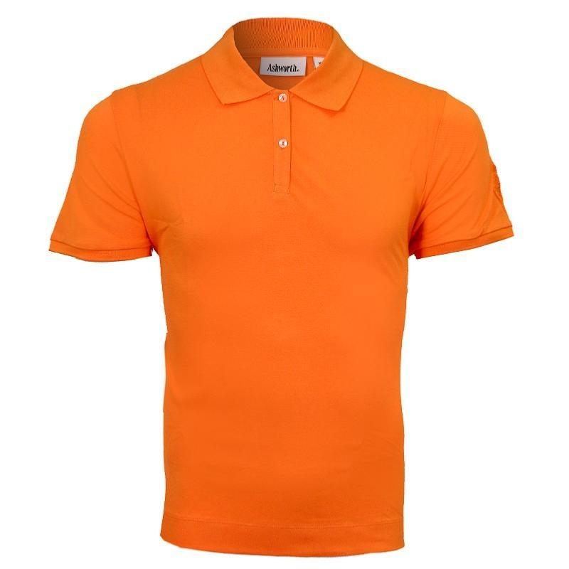 Polo Femme Ashworth Orange