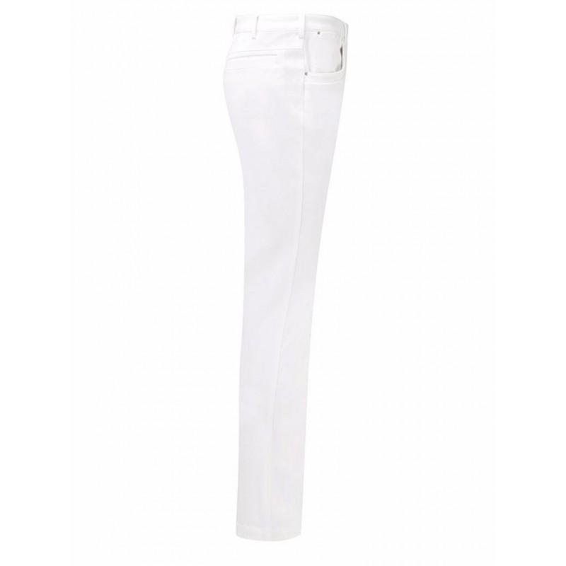 Pantalon Femme Ping Frances Blanc