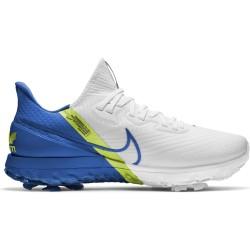 Chaussure Nike Air Zoom Infinity Tour Blanc/Bleu