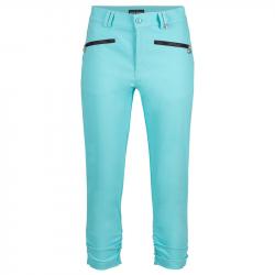 Pantalon Femme Golfino Silvia Bleu Ciel