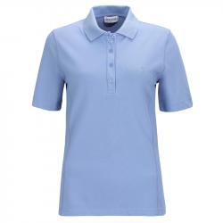 Polo Femme Golfino Martina Bleu
