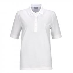 Polo Femme Golfino Melina Blanc