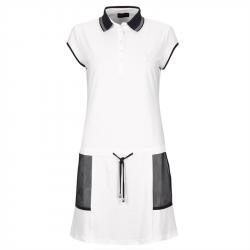 Robe Femme Golfino Valentina Blanc