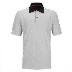 Polo Golfino Casual Drive Blanc