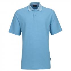 Polo Golfino Vilamoura Bleu