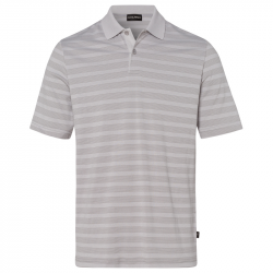Polo Golfino Bubble Gris