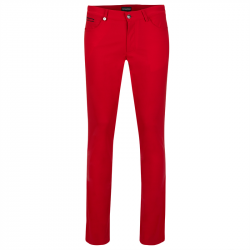 Pantalon Golfino Techno Stretch Rouge
