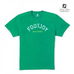 Tee Shirt Footjoy Heritage Vert