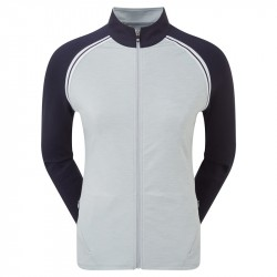 Gilet Femme Footjoy French Terry Gris