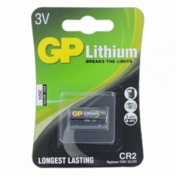 Pile GP CR2 Lithium