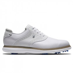 Chaussure Footjoy Traditions M Blanc