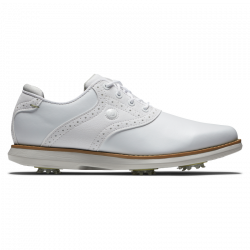 Chaussure Femme Footjoy Traditions M Blanc
