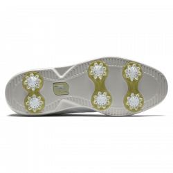crampons Chaussure Femme Footjoy Traditions M Blanc