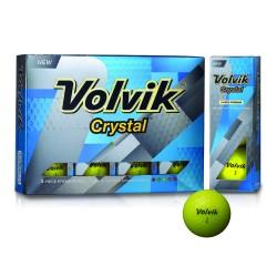 Balles Volvik Crystal x12