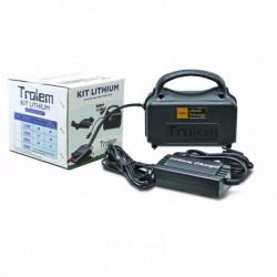 Kit Batterie Lithium + Chargeur Trolem 20AH