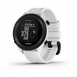 Montre GPS Garmin Approach S12 Blanc
