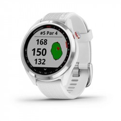 Montre GPS Garmin Approach S42 Blanc