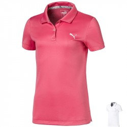 Polo Junior Fille Puma Essential