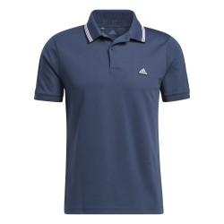 Polo Adidas Go-To Primegreen Pique Bleu Marine