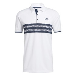 Polo Adidas Core Blanc