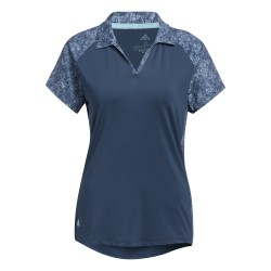 Polo Femme Adidas Ultimate365 Bleu
