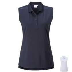 Polo Sans Manches Femme Ping Solene