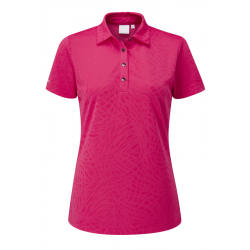 Polo Femme Ping Bronte Rose