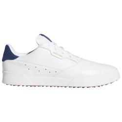 Chaussure Adidas Adricross Retro Blanc/Bleu