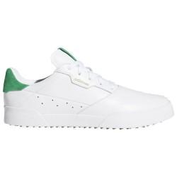Chaussure Adidas Adricross Retro Blanc/Vert