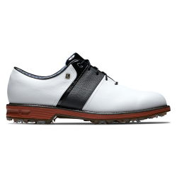 Chaussure Footjoy DryJoys Premiere Series Packard Edition Limitee M Blanc