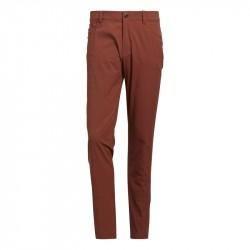 Pantalon Adidas Go-To Five-Pocket Marron