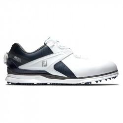 Chaussure Footjoy Pro SL Carbon BOA M Blanc/Bleu