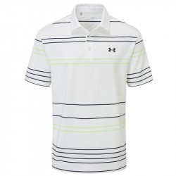 Polo Under Armour Playoff 2.0 Blanc
