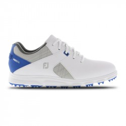 Chaussure Junior Footjoy Pro SL Blanc/Bleu