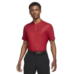 Polo Nike Dri-FIT ADV Tiger Woods Rouge