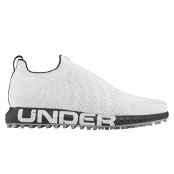 Chaussure Under Armour HOVRE Knit SL Blanc