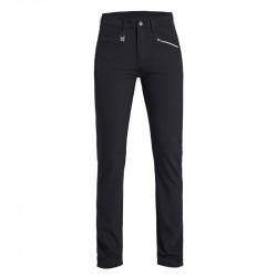Pantalon Femme Rohnisch Comfort Stretch Noir