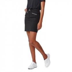 Jupe Femme Rohnisch Comfort Stretch Noir