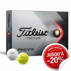 Balles Titleist ProV1x x12