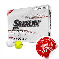 Balles Srixon Z-Star XV x12